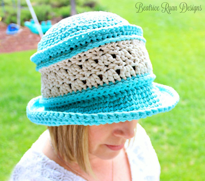 Amazing-Grace Blissful Summer Hat