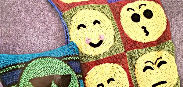 Emoji Crochet Book Review & Giveaway!!!!