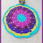 Sugar Wheel Baby Blanket Crochet Along… Week 2!!!