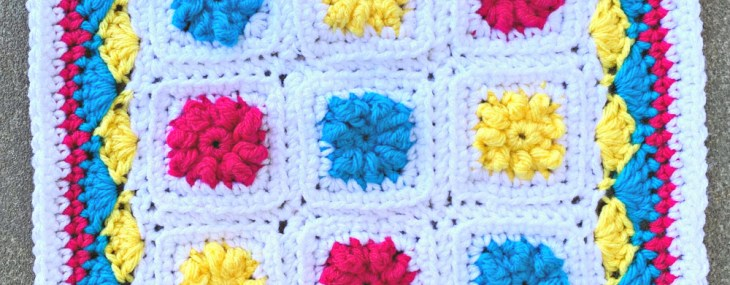Summer Circus Square… Free Crochet Pattern