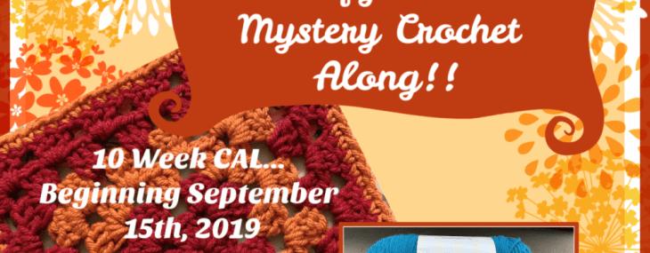 Whimsical Autumn Afghan Mystery Crochet Along