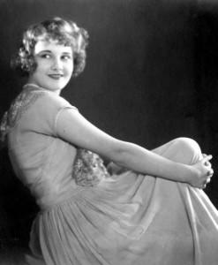 Lucille Ricksen - older