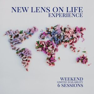 Access to 6 sessions in the weekend