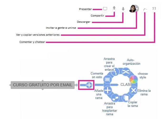 Opciones-mapa-mental-Coggle