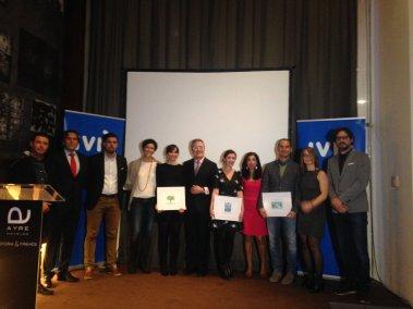 Ganadores Premios IVI Salud 2.0 2016