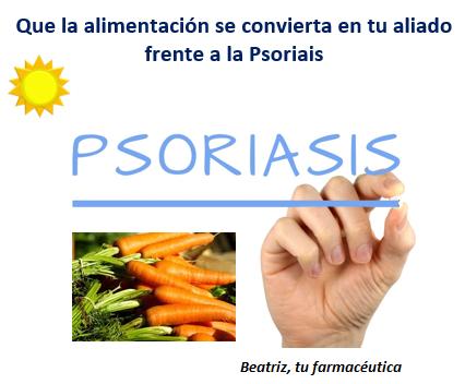 """""""¿Cómo afecta lo que como a la psoriasis?"""""""