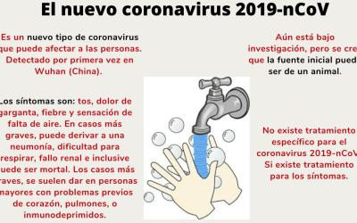 «¿Puedo contagiarme con el nuevo coronavirus Wuhan?
