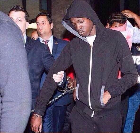 rapper bobby shmurda pleads