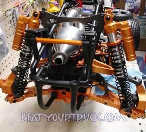 Beat Your Truck  Project 5BYT  HPI 5B Baja