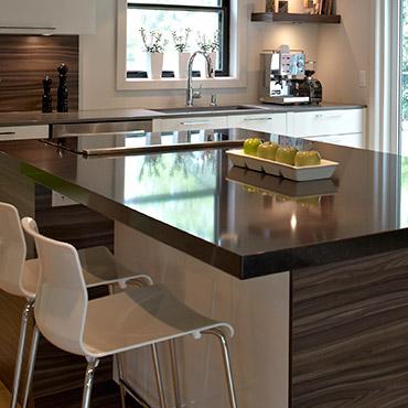 quartz kitchen countertops cabinets columbus ohio cuisines beauregard