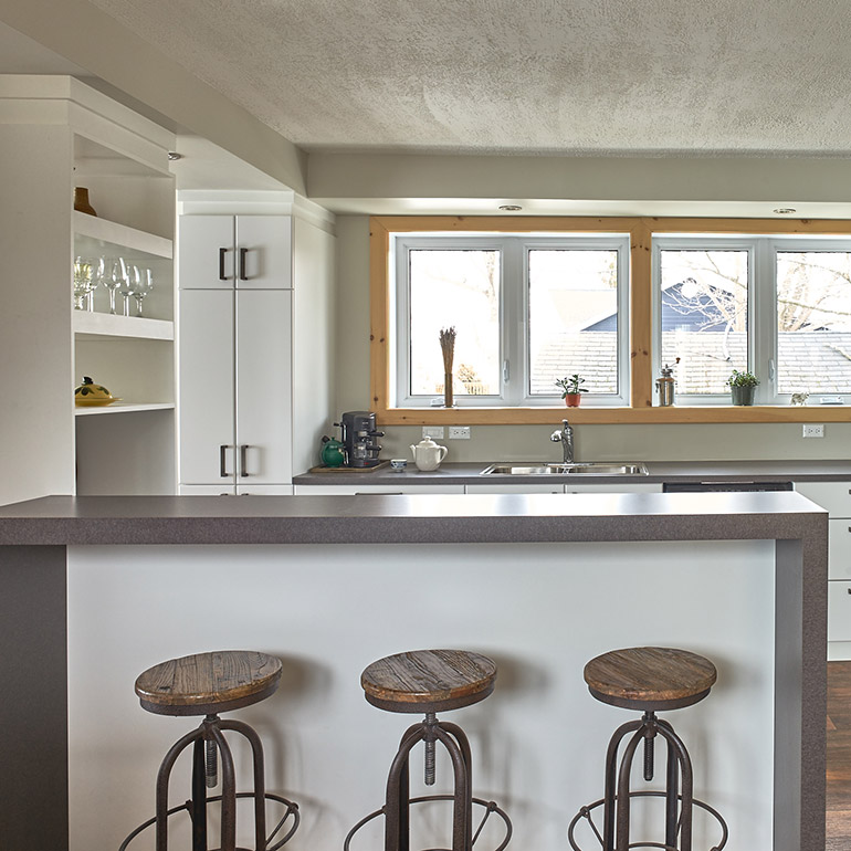 etagere cuisine design