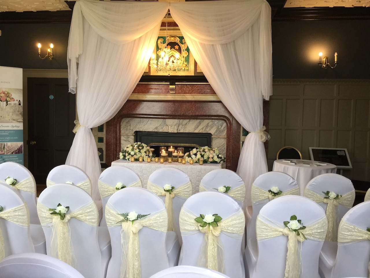 chair covers and sashes hampshire baby learn to sit cover hire beau blush events