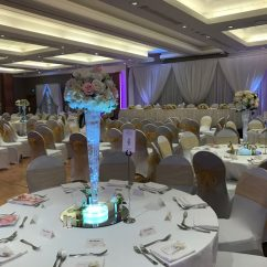 Wedding Chair Cover Hire Bournemouth Table Covers Weddings About Beau Blush Events Venue Styling