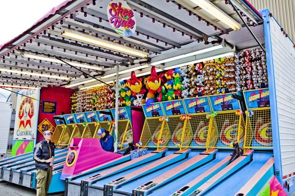 Manèges et attractions Beauce Carnaval