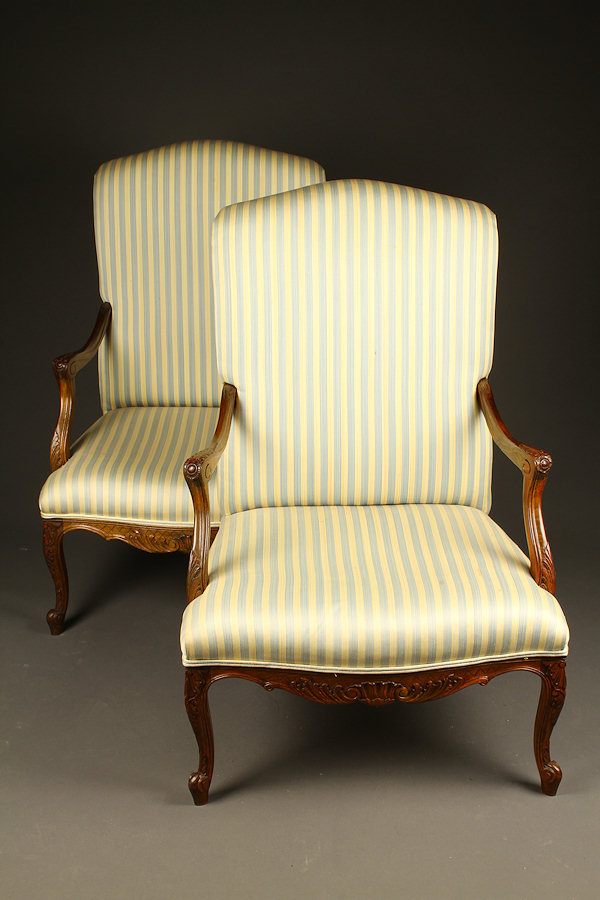 french bergere chair tables and chairs for restaurants second hand nice pair of louis xv style home furniture all
