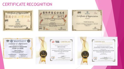 Certificates Recognition