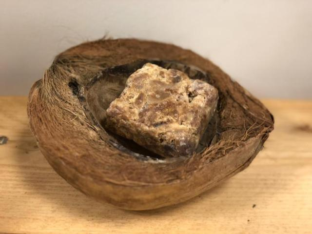 original black soap