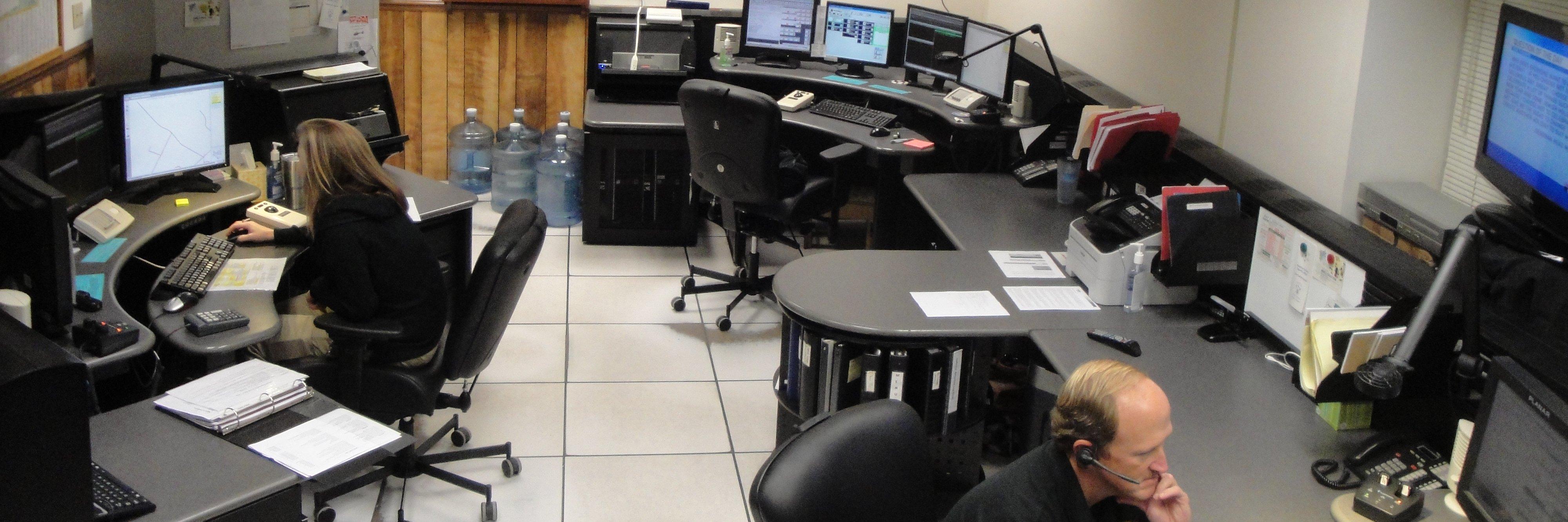 Dispatch Center – Communications