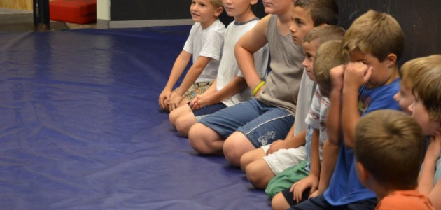 5-8 Year Old Youth Martial Arts
