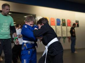 Youth Brazilian Jiu-Jitsu Classes (Kid's BJJ)