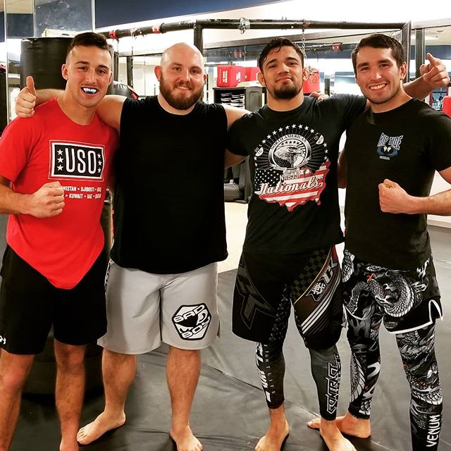 New Post from @beaufort.mma on Instagram