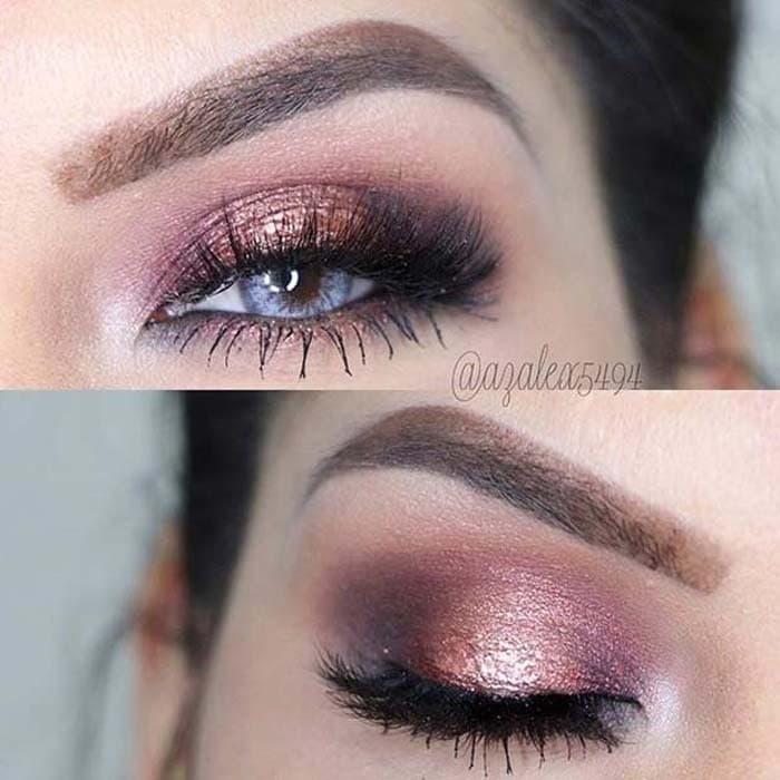 Μακιγιάζ για γαλάζια μάτια (20)