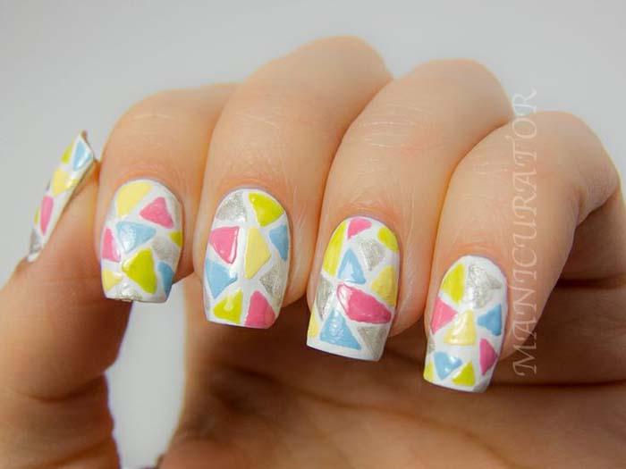 Mosaic Nail Trend (3)