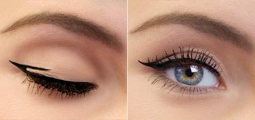 Negative Space Eye Makeup (23)