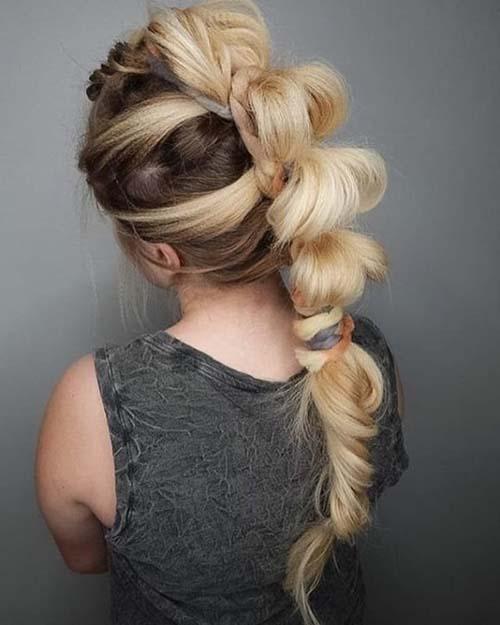 Μαλλιά τοστιέρα - Crimped hair (25)