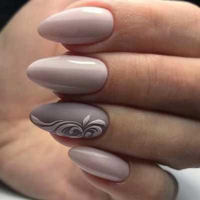Κομψά και διακριτικά σχέδια για νύχια (2)
