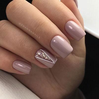 Κομψά και διακριτικά σχέδια για νύχια (4)