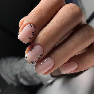 Κομψά και διακριτικά σχέδια για νύχια (5)
