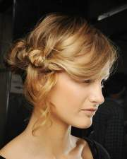 quick and cute messy hairstyles