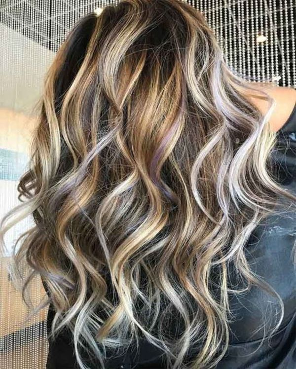 Natural Hair Highlights