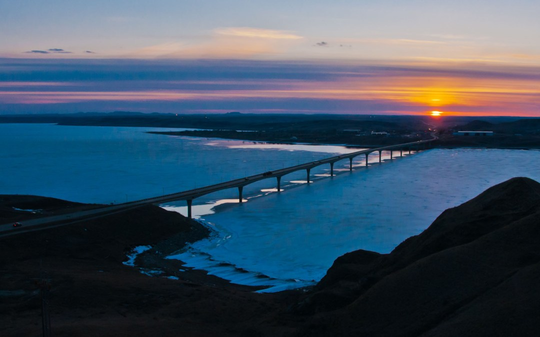 The Bridge — Inspiration from the Badlands
