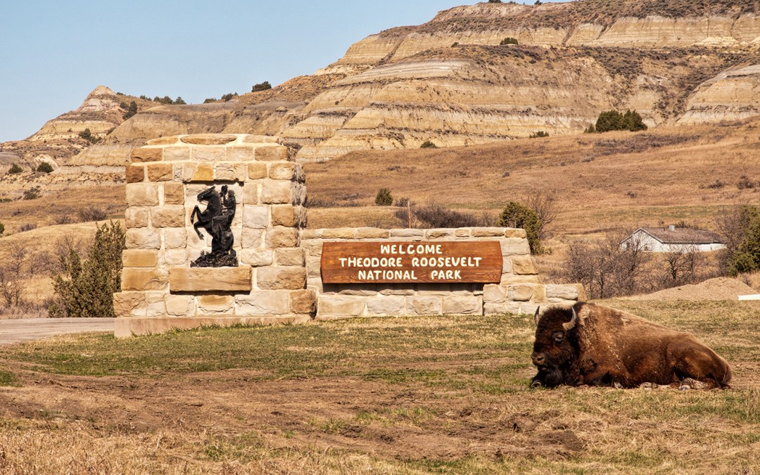Friday Find Out: What's the difference between the South and North Units of the Theodore Roosevelt National Park?