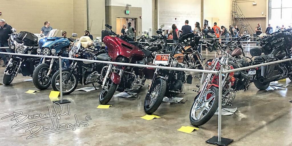 Eastern Montana motorcycles sidney bikeshow