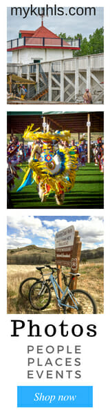 Photos of the people, places, and events of western North Dakota and eastern Montana.