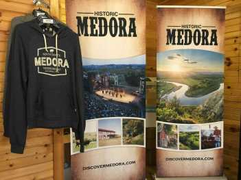 Summer is not the only season it's fun to be in Medora.