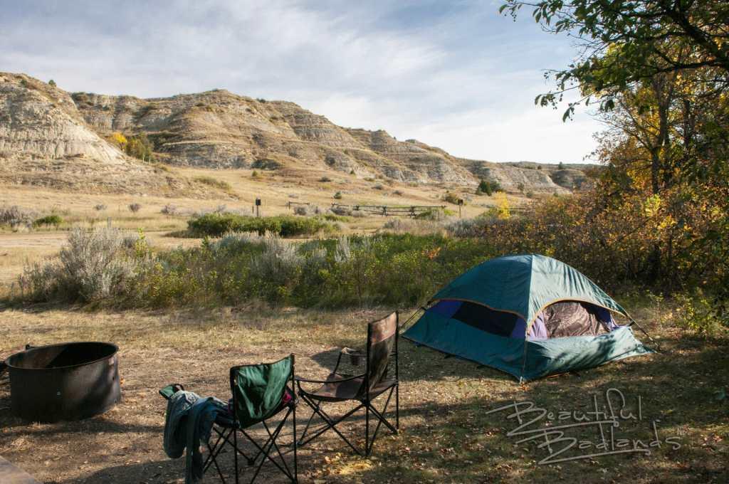 Elkhorn camp site