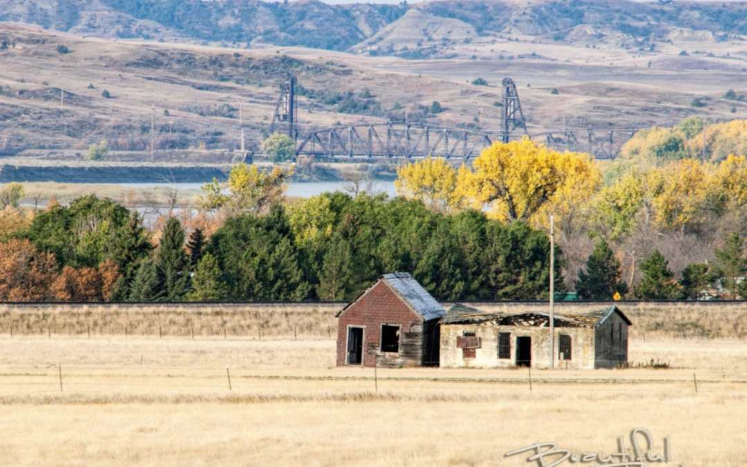 Mondak, a true wild west town — Snapshot Saturday