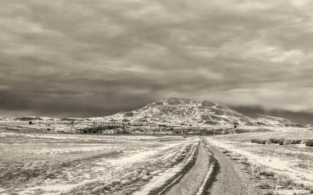 B&W — Amazing photos you can try right now in the Badlands