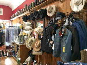 Boots, Hats, Vests, and More!