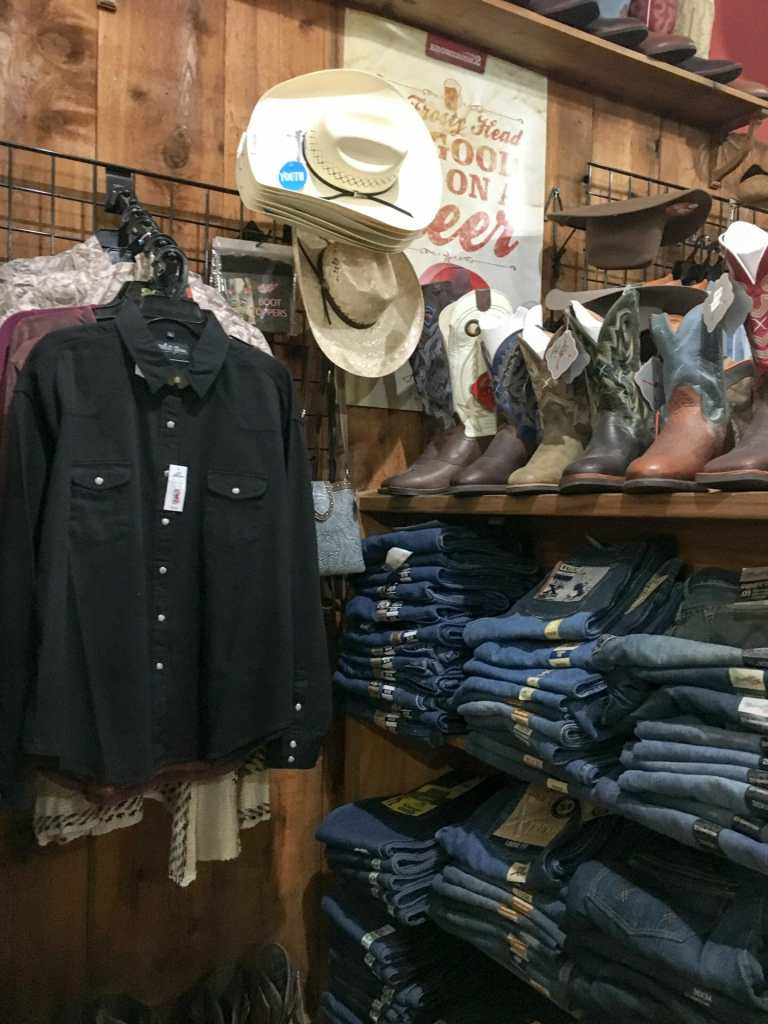 Boots, Jeans, Western Shirts, Hats, More!