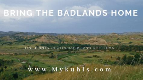 Beautiful Badlands Ad Mykuhls