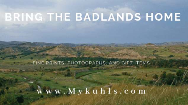 Beautiful Badlands Ad Mykuhls