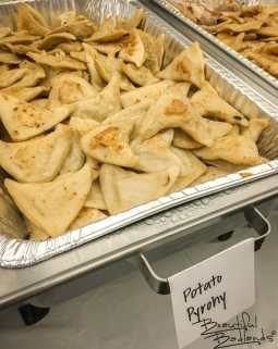 Potato Pyrohy (Perogies)