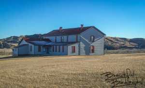 Chateau de Mores, Medora, North Dakota (northwest corner)