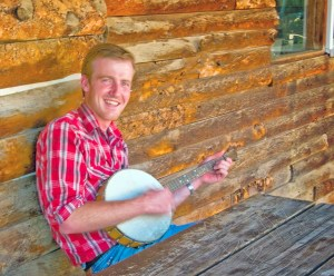 medora banjo player
