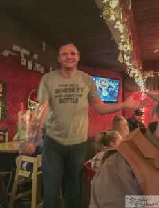 The Champion of Glass Handlers at Little Missouri Saloon & Dining